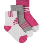 Dětské ponožky adidas Lk Ankle 3Pp