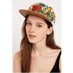 Reason Daisy Floral Fieldmaster Hat in Brown