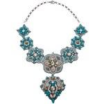 Deepa Gurnani Bead Embellished Necklace