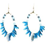 Scho 'Grande Blue' Earrings