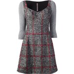 Dolce & Gabbana Tweed A-Line Dress