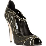 Brian Atwood 'April' Ankle Strap Pumps