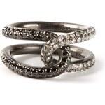 Spinelli Kilcollin Interlocking Silver Ring