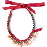 Lanvin 'Acapulco' Short Necklace