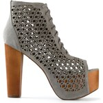 Jeffrey Campbell Cut Out Ankle Boot