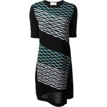 Peter Pilotto Embroidered Pattern Dress