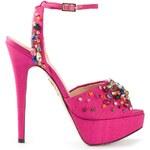 Charlotte Olympia 'Precious' Sandal