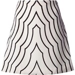Marc By Marc Jacobs Pattern Print Skirt