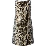 Valentino Leopard Print Dress
