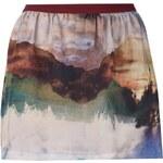 Roseanna Scenic Mini Skirt