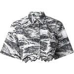 Kenzo Scalloped Shirt