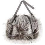 Maison Margiela Fox Fur Handwarmer
