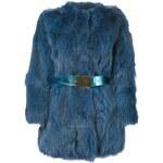 P.A.R.O.S.H. Fox Fur Coat