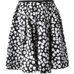 Dkny Floral Print Skirt