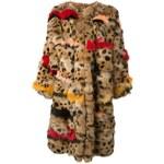 Chloé Oversize Fur Coat