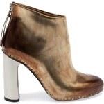 Premiata Chunky Heel Ankle Boots