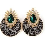 Shourouk 'Luna' Clip-On Earrings