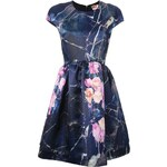 Msgm Printed Full Dress