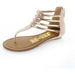 Béžové sandály XTI 27664 EUR40