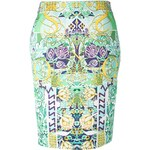 Mary Katrantzou 'Palma' Pencil Skirt