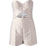 Michael Kors Perforated Playsuit