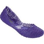 Boty Melissa Campana Papel Purple