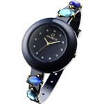 Ops! Objects hodinky Stone modré