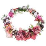 Topshop **Blumen-Haarkranz von Orelia - Multi