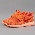 Nike WMNS Roshe One Flyknit ttl orange / gym rd - blk - snst glw