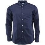 Tmavě modrá košile Selected One Mix Luca Slim Fit