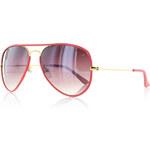 Červené sluneční brýle Bora Bora