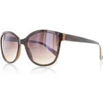 Hnědé sluneční brýle Ester