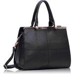 LS fashion LS dámská kabelka 197 černá