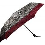 Doppler Dámský skládací plně automatický deštník Romantic Satin - béžový 744765R01