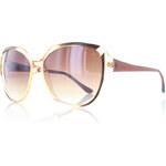 Hnědé sluneční brýle Urban
