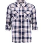 Modro-béžová košile Noisy May Erik