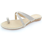 Béžové pantofle Rox EUR36