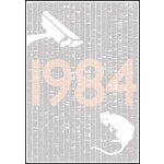 Spineless Knižní plakát 1984, 70x100 cm