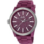 EDC by Esprit Glitter Star Deep Burgandy EE100922018