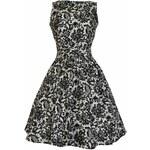 LADY VINTAGE Dámské šaty Dokonalá krajka