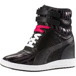 Puma Women's Sky Wedge Reptile High Tops