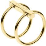DKNY Fashion zlatý prsten NJ2145710 49 mm