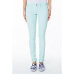 Tally Weijl Mint Green Basic Skinny Pants