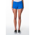 Tally Weijl Blue Raw Edge Shorts
