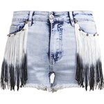 BamBam HAVANA FESTIVAL Jeans Shorts havana