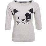 Terranova Animals print sweatshirt