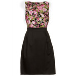 Topshop **Button Back Uriana Dress by Annie Greenabelle