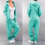 Dangerous DNGRS Ladies Sweat Suit Water Fall S