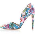 Vícebarevné květované lodičky Nermina EUR40