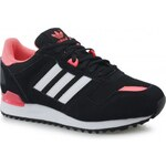 Adidas ZX 700 Ladies Trainers, black/wht/pink